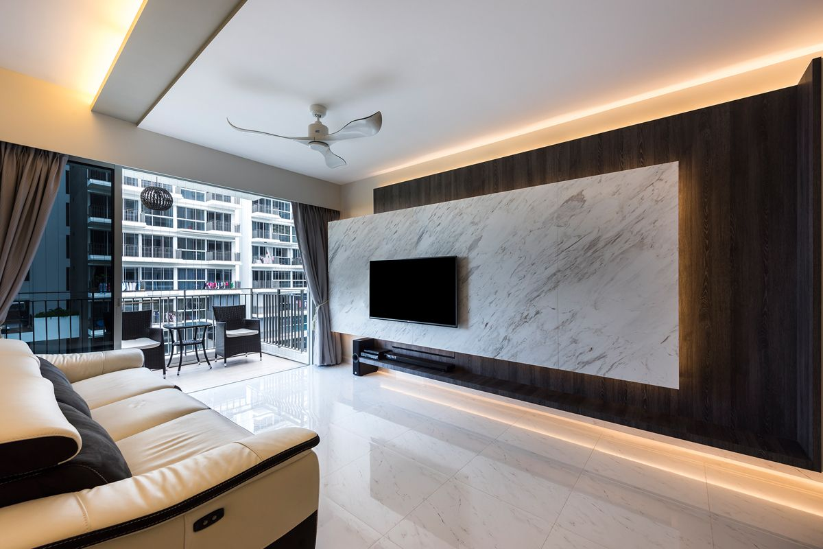 3-room condo residential fengshui analysis