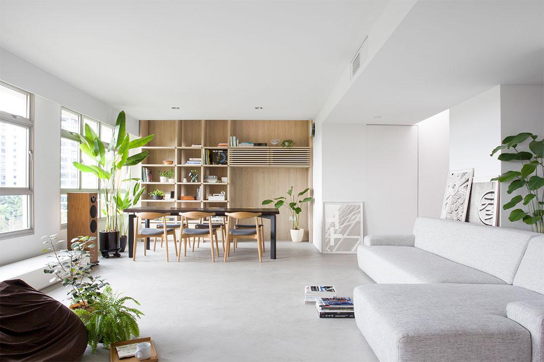 5-room hdb residential fengshui analysis