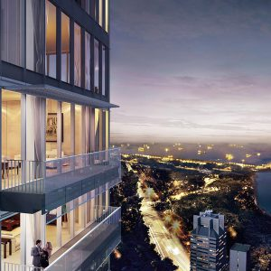 singapore penthouse fengshui analysis